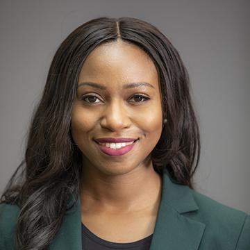 Portrait of Dr. Denae Ford Robinson