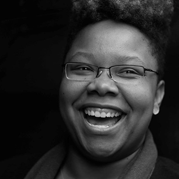 Portrait of Kishonna L. Gray