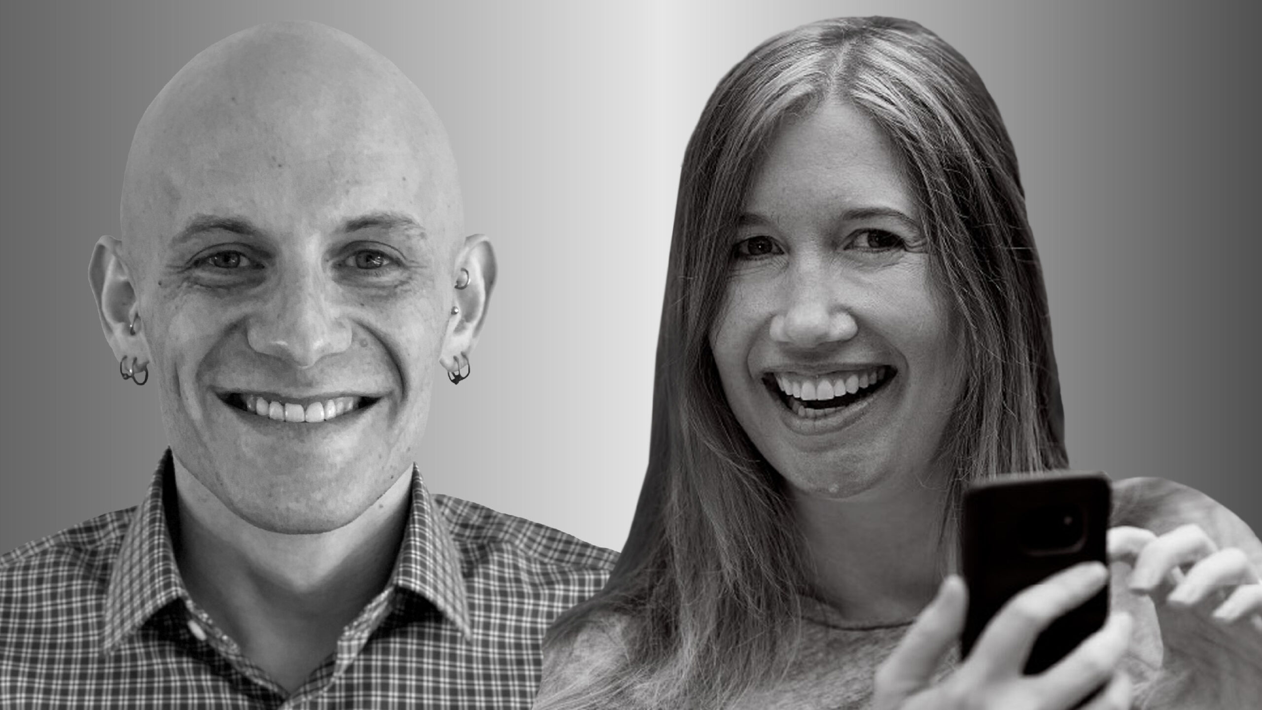 Jaime Teevan and Brent Hecht on the Microsoft Research Podcast