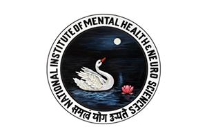 NIMHANS logo