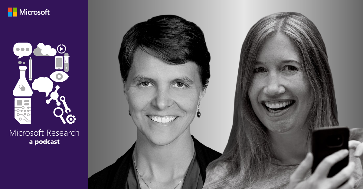 New Future of Work: Staying productive and happy when our office is our home with Jaime Teevan and Sonia Jaffe