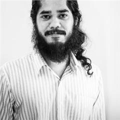 Portrait of Xavier Fernandes