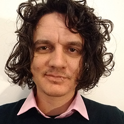 Portrait of Bryan Perkins