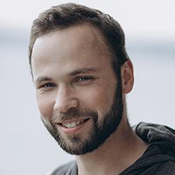 Portrait of Ilya Linzbach