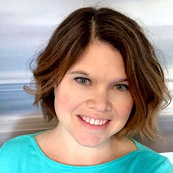 Portrait of Kate Crim