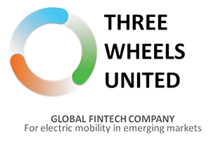 Three Wheeled United logo