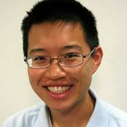 Portrait of Charles Chen