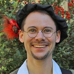 Portrait of Div Slomin