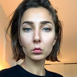Portrait of Izabela Witoszko