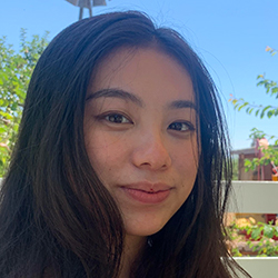 Portrait of Olivia Deng