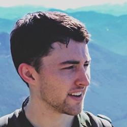 Portrait of Stephen Pryor