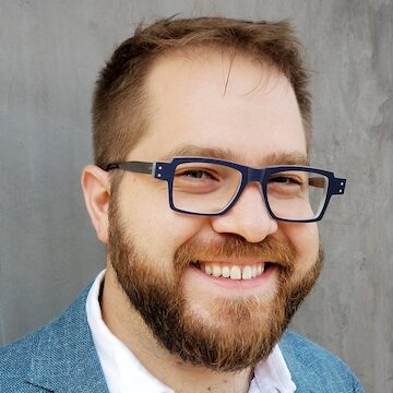 Portrait of Theo Lanman