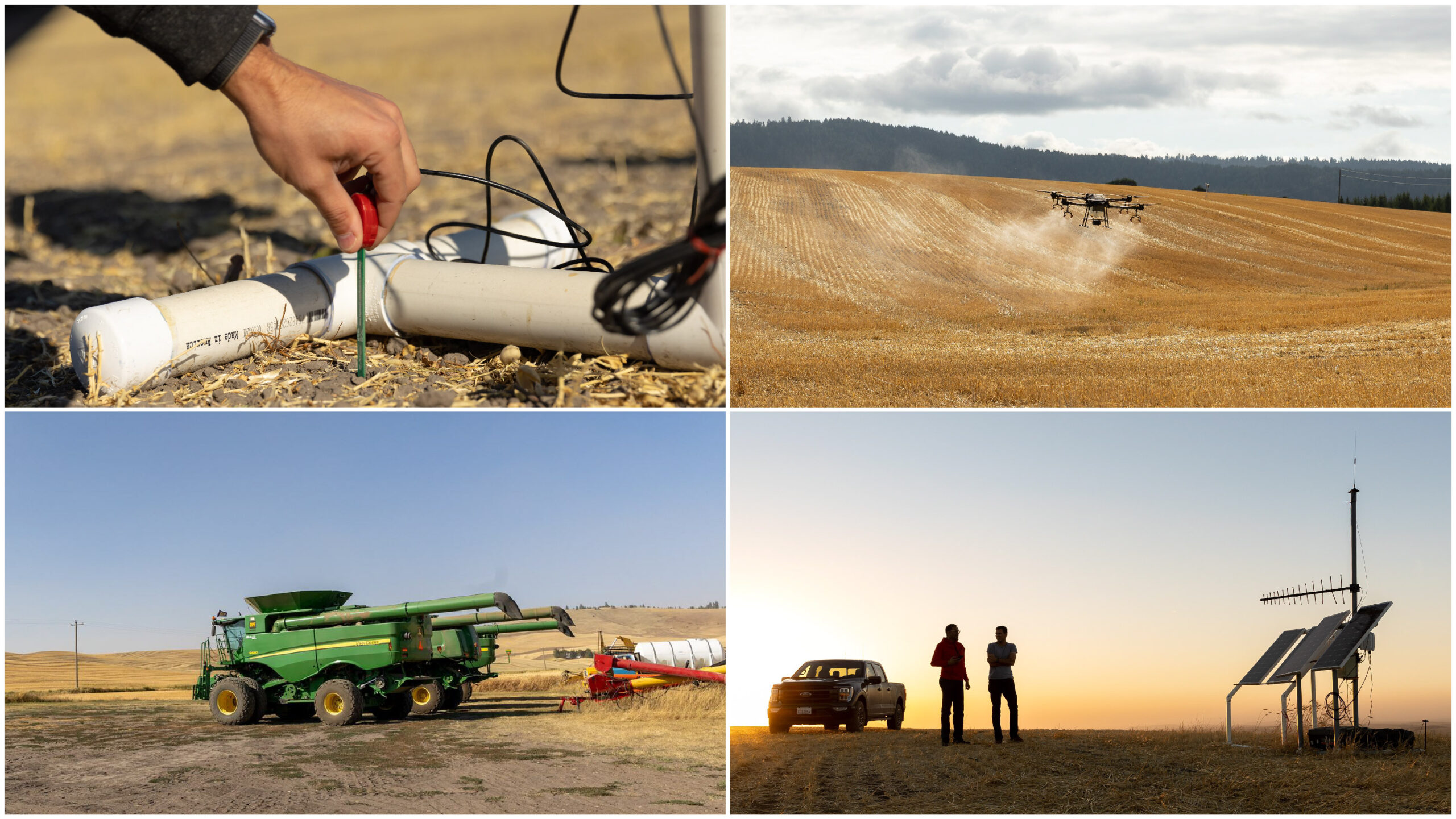 Micro-climate predictions: Enabling hyper-local decisions for agriculture and renewables
