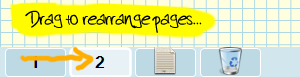 drag-to-rearrange-pages