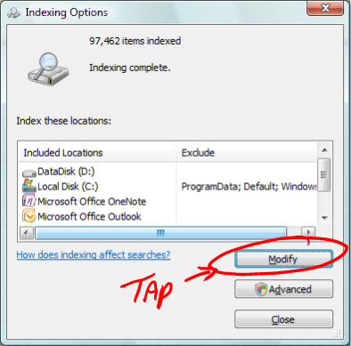 indexing-options-dialog