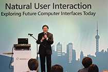 Chin-Yew Lin, Microsoft Research Asia