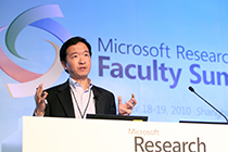 Feng Zhao, Microsoft Research Asia