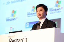 Hsiao-Wuen Hon, Microsoft Research Asia