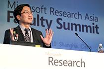 Wei-Ying Ma, Microsoft Research Asia