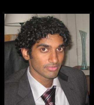 Portrait of Suresh Naidu