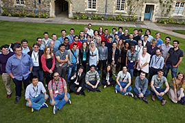 mrc-summerschool-2013-group270x180