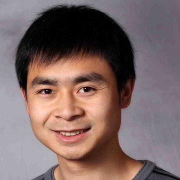 Portrait of Qiang  Liu