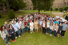 PhD Summer School Participants 2014