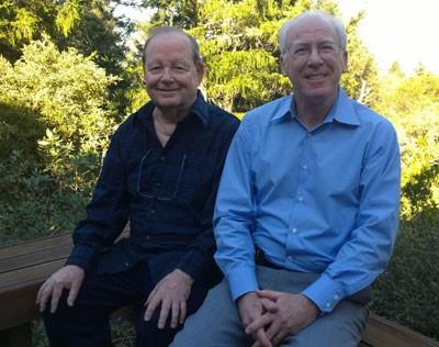 Bob Taylor and Roy Levin