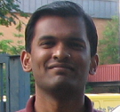 Portrait of Nachi Nagappan