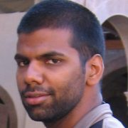 Portrait of Nikhil Swamy