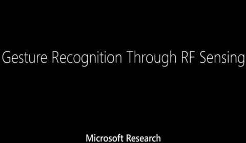 3D Gesture Recognition through RF Sensing