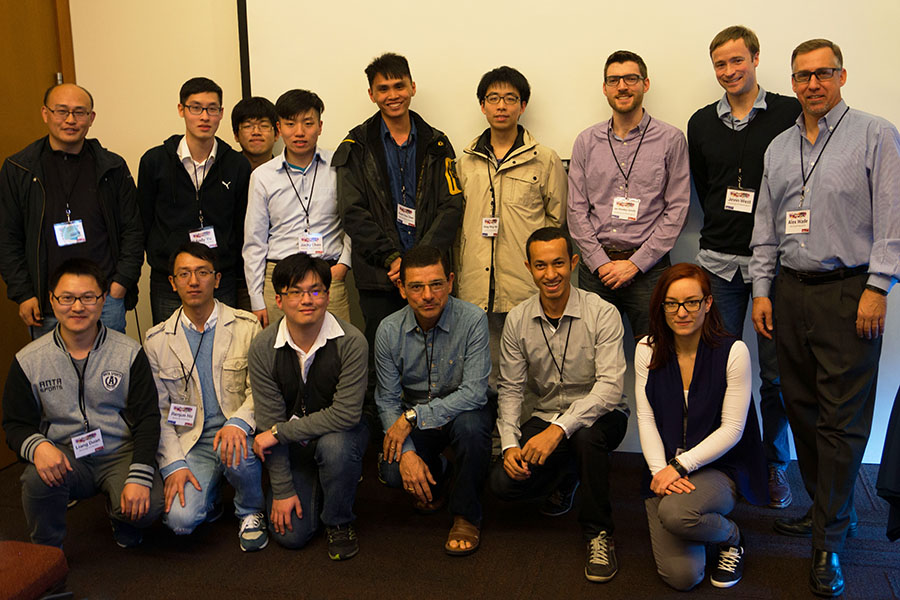 WSDM Cup participants and workshop attendees