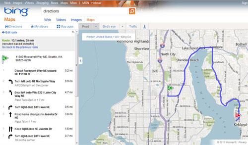 Predictive Analytics for Traffic Microsoft Research