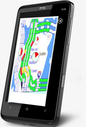Clearflow traffic application