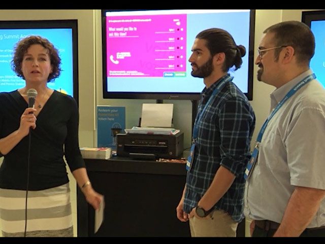 Devices and Networking Summit – Demo 3, PosterVote