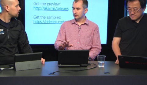 Episode 142: Microsoft Research project Orleans simplify development of scalable cloud services