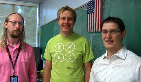 Exploring Mobile Programming using TouchDevelop at Rainier Beach High School