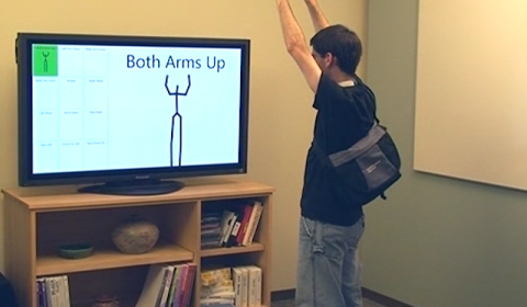 Humantenna: Using the Body as an Antenna for Real-Time Whole-Body Interaction
