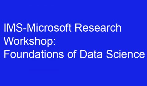 IMS-Microsoft Research Workshop: Foundations of Data Science – Online, Opt-in Surveys: Fast, Cheap, and Mostly Accurate