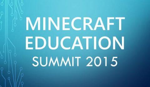 Minecraft Educators Summit: Learning