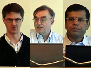 Plenary Session at Cloud Futures Workshop 2012 – Day 1