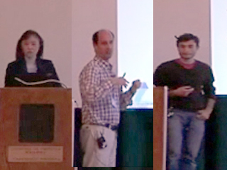 Plenary Session at Cloud Futures Workshop 2012 – Day 2
