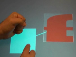 Rock & Rails: Extending Multi-touch Interactions with Shape Gestures
