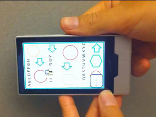 Sensor Synesthesia: Touch in Motion, and Motion in Touch