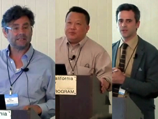 Session 1D: Environmental Applications (Cloud Futures Workshop 2012)