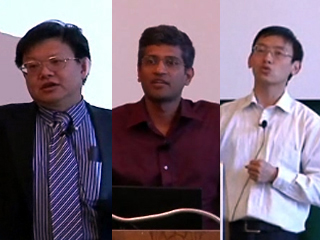 Session 2A: Social and Mobile Service (Cloud Futures Workshop 2012)