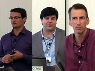 Session 2B: Computational Models and Applications (Cloud Futures Workshop 2012)
