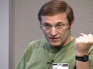 Talk 1: A Data-Oriented Networking Architecture – Scott Shenker Talk 2: RCP: Congestion Control to Minimize Download Time; Nandita Dukkipati