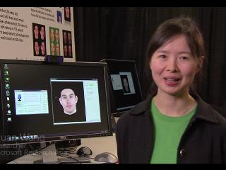 Techfest Demo: 3D Photo-Real Talking Head