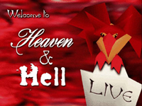 Heaven & Hell - Live project thumbnail